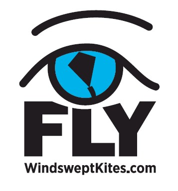 Windswept Kites Decal