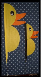 2 Sizes of ducky banners
